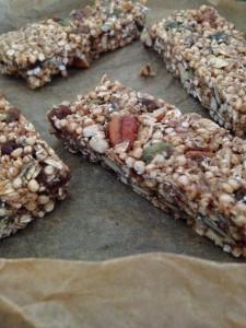 Granen noten reepje