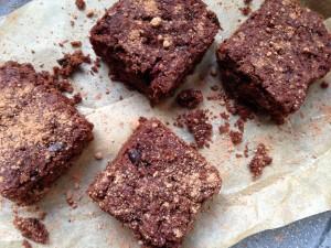 gluten en zuivelvrije brownies