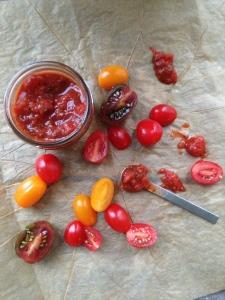 Tomaten saus