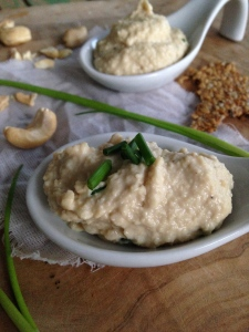 Cashew noten kaas