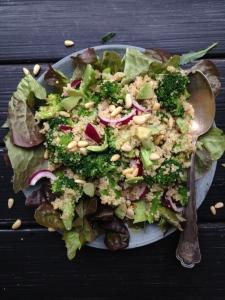 winter salade