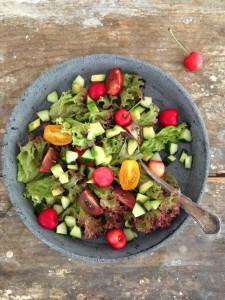 Toamten salade 3