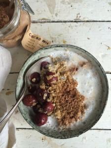 warm winter ontbijt