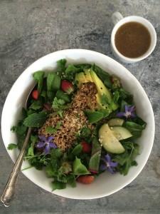 zomer salade